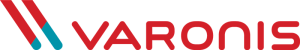 corporate brand logo showing name in red with icon to left